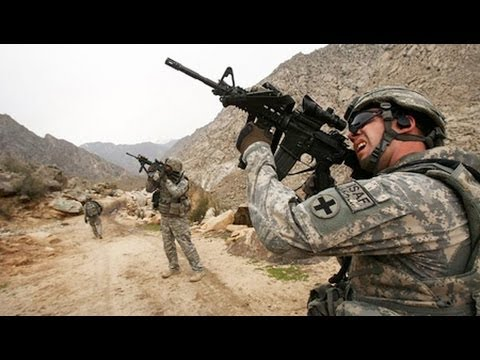 Little Debate About Afghan War in Election Campaign