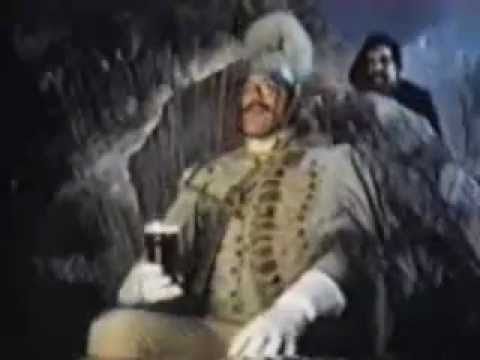 Whitbread - Best Bitter - Abdul La BulBul - 1982 - UK Advert
