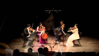 String Quartet No. 15 in a minor, op.132 (L.v.Beethoven) / Mad4 Quartet 4th Concert