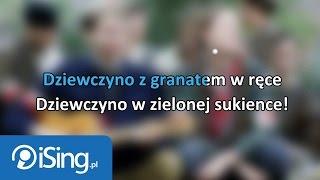 Kasia Sawczuk - Dziewczyna z granatem (tekst + karaoke iSing.pl)