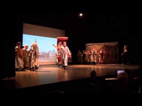 Le Carnaval de Venise - Opéra-Ballet Baroque - Conservatoire du Tricastin - Part 1