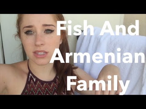 Fish Dinners And ARMENIAN Family