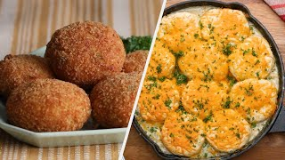 Fresh & Creamy Chicken Pot Pies • Tasty Recipes