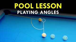 Pool Lesson | Tнe Importance Of Angles In Pool