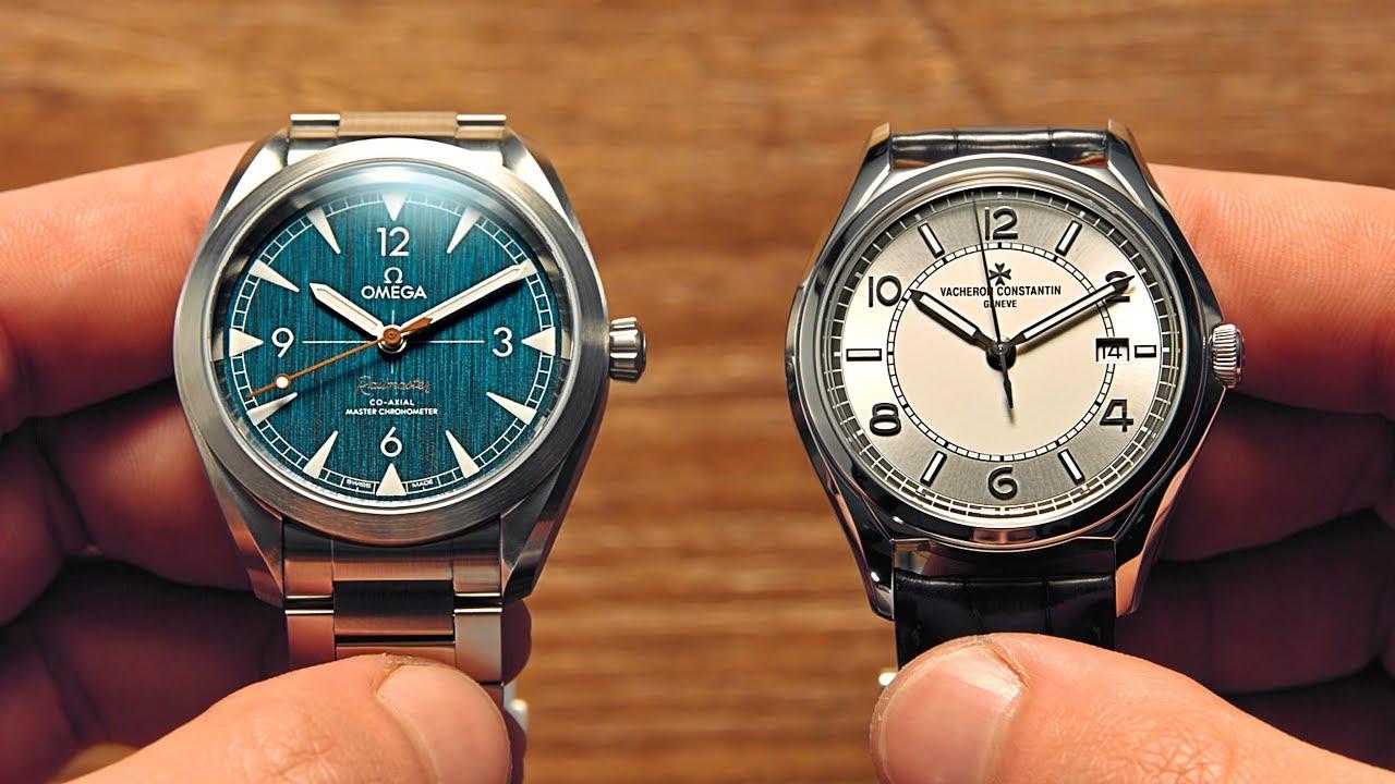 5 Alternatives To The Rolex DateJust