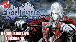 (redif live) Castlevania Harmony of Dissonance Let's play FR - épisode 10 - sud ouest chateau A