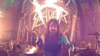 Slayer - Raining Blood Live ( The Repentless Killogy ) 60FPS