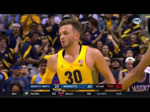 Marquette Basketball vs. Mount Saint Mary