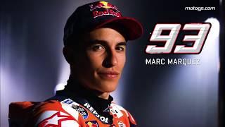 """Marc Marquez """"Atomic Ant"""" MM93"""
