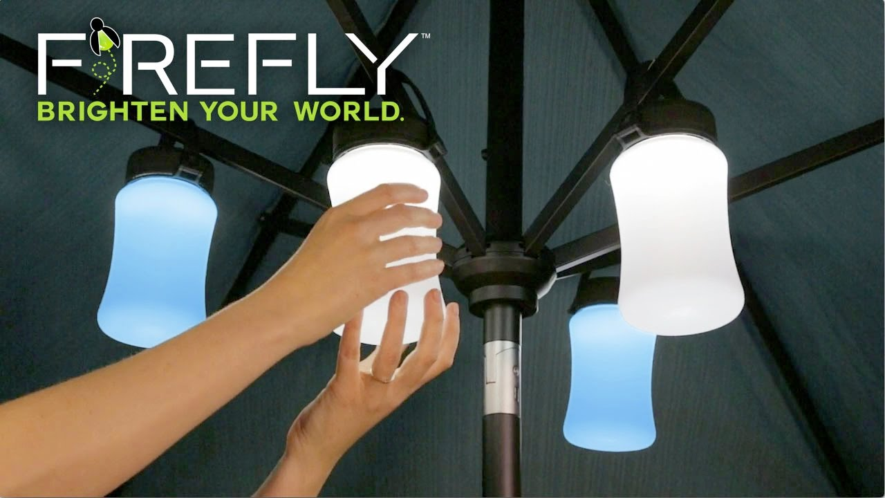 Firefly Silicone Solar Lanterns From Evergreen Enterprises 2017 Update
