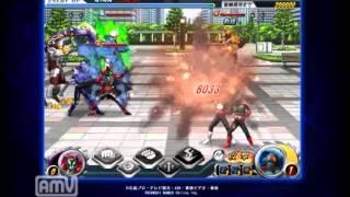 kamen rider battonline 仮面ライダーバトオンライン3