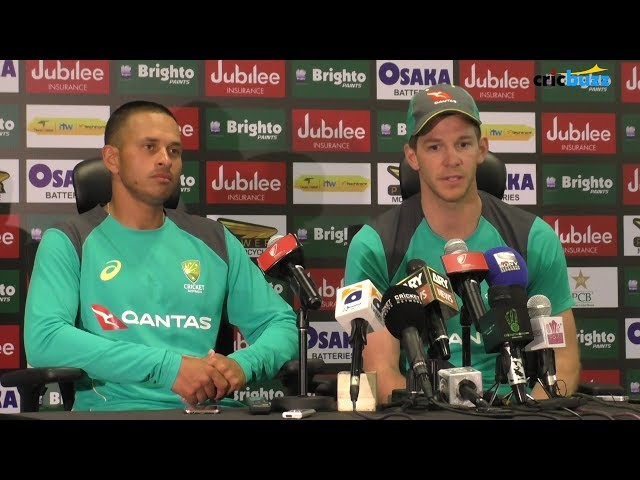 Proud the way team staged a comeback and never lost hope  - Tim Paine