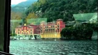 コモ湖2005 イタリア旅行最終日