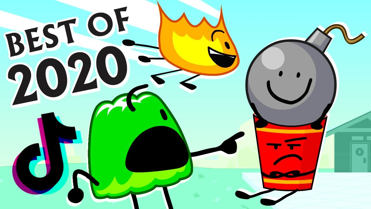 Download All our food does THIS... — BFDI's Best TikToks of 2020