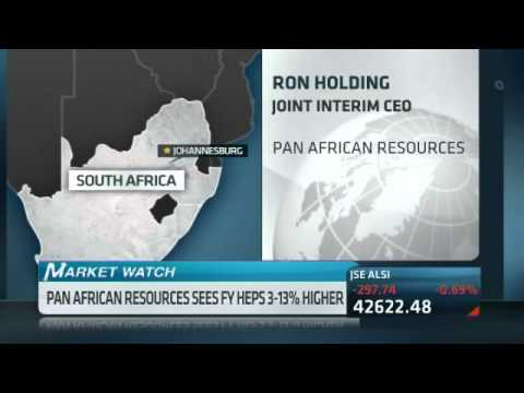 PAN African resources sees FY HEPS 3-13% higher