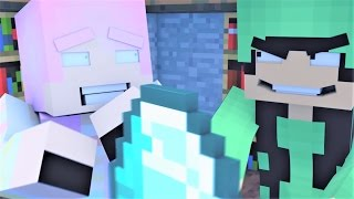 animated Minecraft