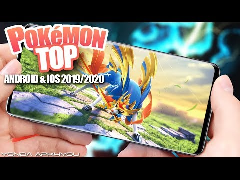 Top New Pokemon Games 2019 - Android IOS Gameplay