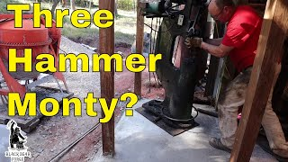Three Hammer Monty - aka musical hammers