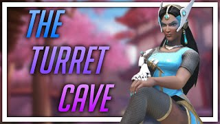[Overwatch] The Turret Cave (Symmetra, some Genji)