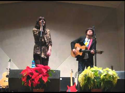 Tristan Prettyman & Jason Mraz - All I Want For Christmas Is Us - GREAT AUDIO SYNC - 12-18-2010