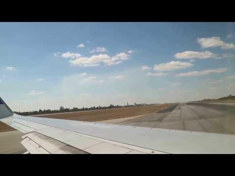 Harare International  Airport: Flight Takeoff 2
