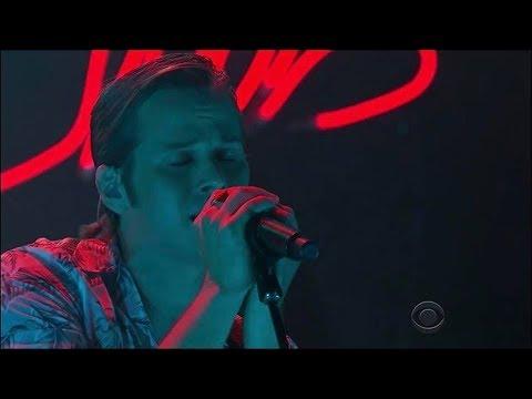Sit Next To Me — Foster The People (Live @ The Late Late Show)