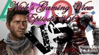 uncharted s nathan drake vs god of war s kratos may become reality nick s gaming view episode 60