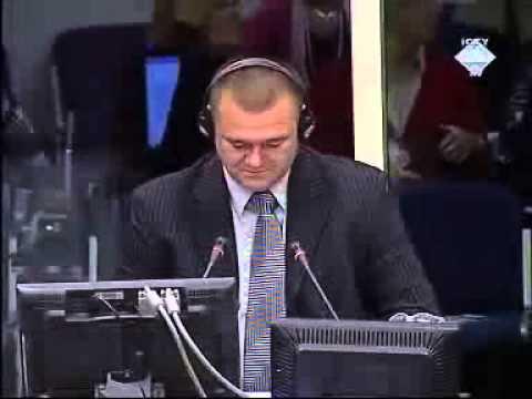 Slobodan Praljak: Koji uzvik je stavljao načelnik štaba ABiH general Halilović na dopisima