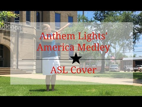 America Medley Anthem Lights - The Biggest of Mp3 Search