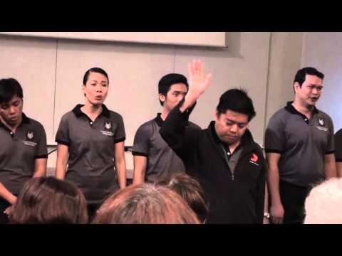 Kruhay -- Philippine Madrigal Singers