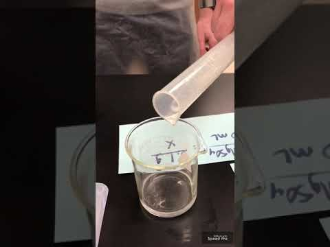 Precipitate Of Magnesium Hydroxide