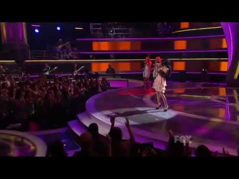 American Idol 10 Top 11 - Thia Megia - Love Is Like A Heat Wave