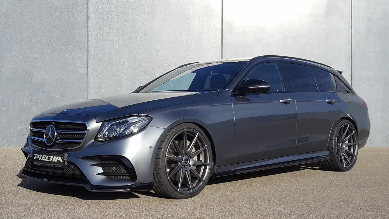 Piecha Mercedes Benz E Klasse T Modell Rs R Imagevideo Youtube