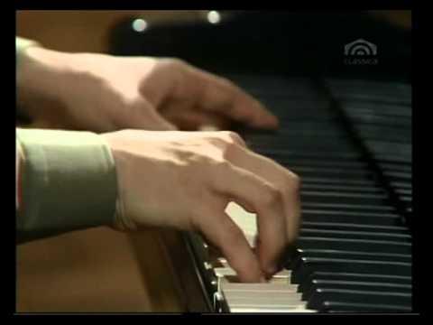 Ivo Pogorelich spielt   L v  Beethoven, FUR ELISE