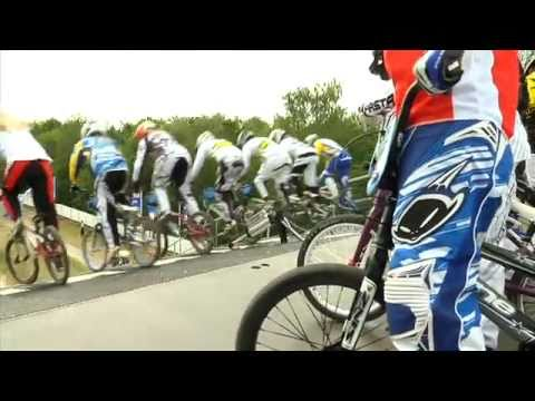 BMX 2011 Supercross Papendal complete highlights show