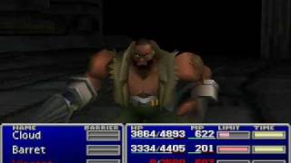 FFVII Part 96 - Midgar Raid 2nd Part