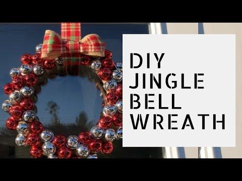 Dollar Tree DIY   DIY Christmas Wreath   Dollar DIY