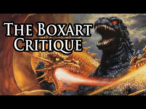 The Boxart Critique With Woolie & Matt - Godzilla Posters!