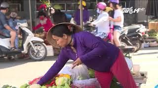 VTC14 | Nha Trang: thực phẩm tăng giá sau bão