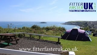 Bay View Farm Campsite - Camping in Looe, Cornwall