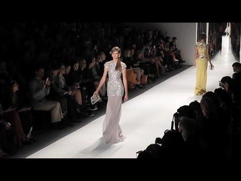 JENNY PACKHAM -- NEW YORK -- SPRING / SUMMER 2013 FASHION SHOW VIDEO