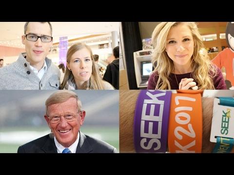 GREATEST INTERVIEWS EVER!!!-Day 04 #SEEK2017