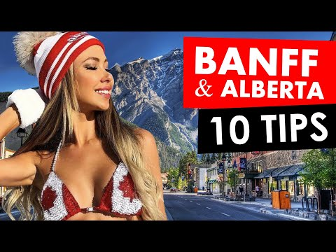 10 Travel Tips For Calgary, Banff & Alberta In Canada