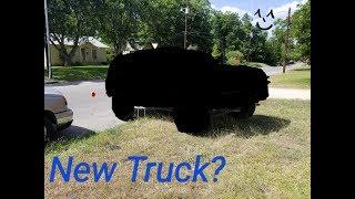 New Truck First Mod