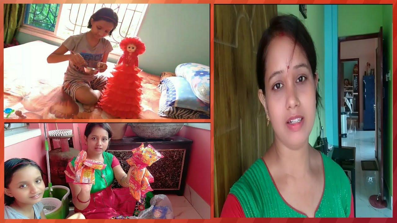 Bengali Vlog # তাতানের জন্য এল Gift / হঠাৎ করে এল একটা খারাপ খবর