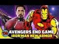 Iron Man New MARK 85 Armor in Avengers End Game | Explained in Hindi