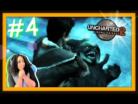 WHAT IS THIS BEAST?!?!? | UNCHARTED 2: AMONG THIEVES EPISODE 4 (CH.16-21) GAMEPLAY!!!