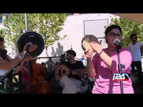 Abir el Abed & Neta Elkayam A Moroccan musical friendship i24news