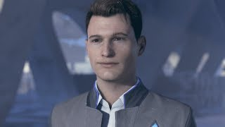CONNOR: DEVIANT PATH PLAYTHROUGH - Detroit: Become Human