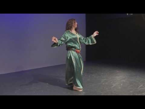 Moroccan Dance by Nahara